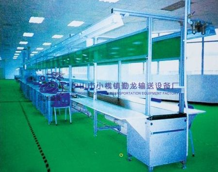 自动化输送设备厂家简单介绍非标类流水线设备的定制流程
