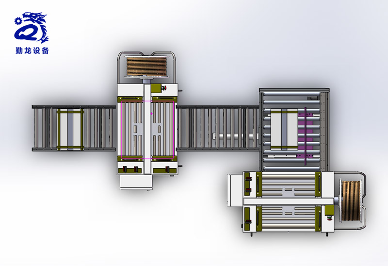 物流输送线厂家基本工艺设计思路