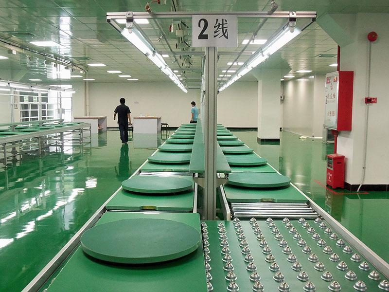 中山全自动包装生产线,为企业量身定制