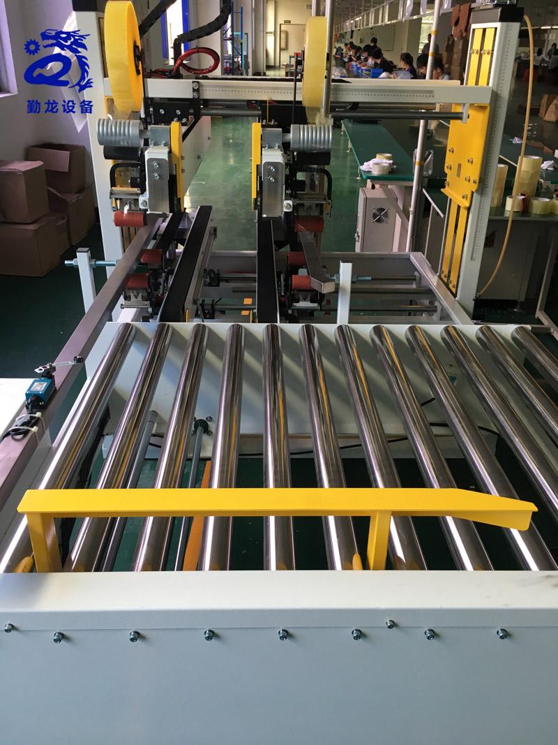 包装加快推进包装线厂家技术的研究步伐