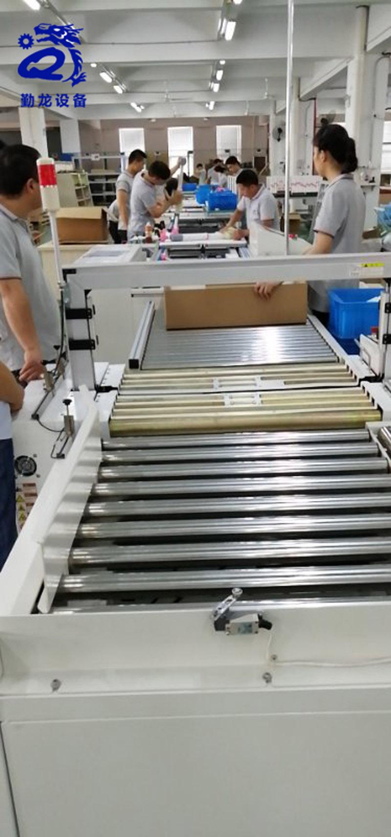 广东中山全自动包装线厂家哪家好?