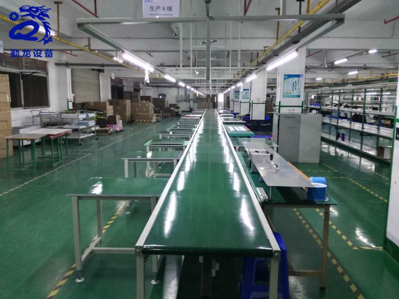 流水线产品选购知识及产品分类
