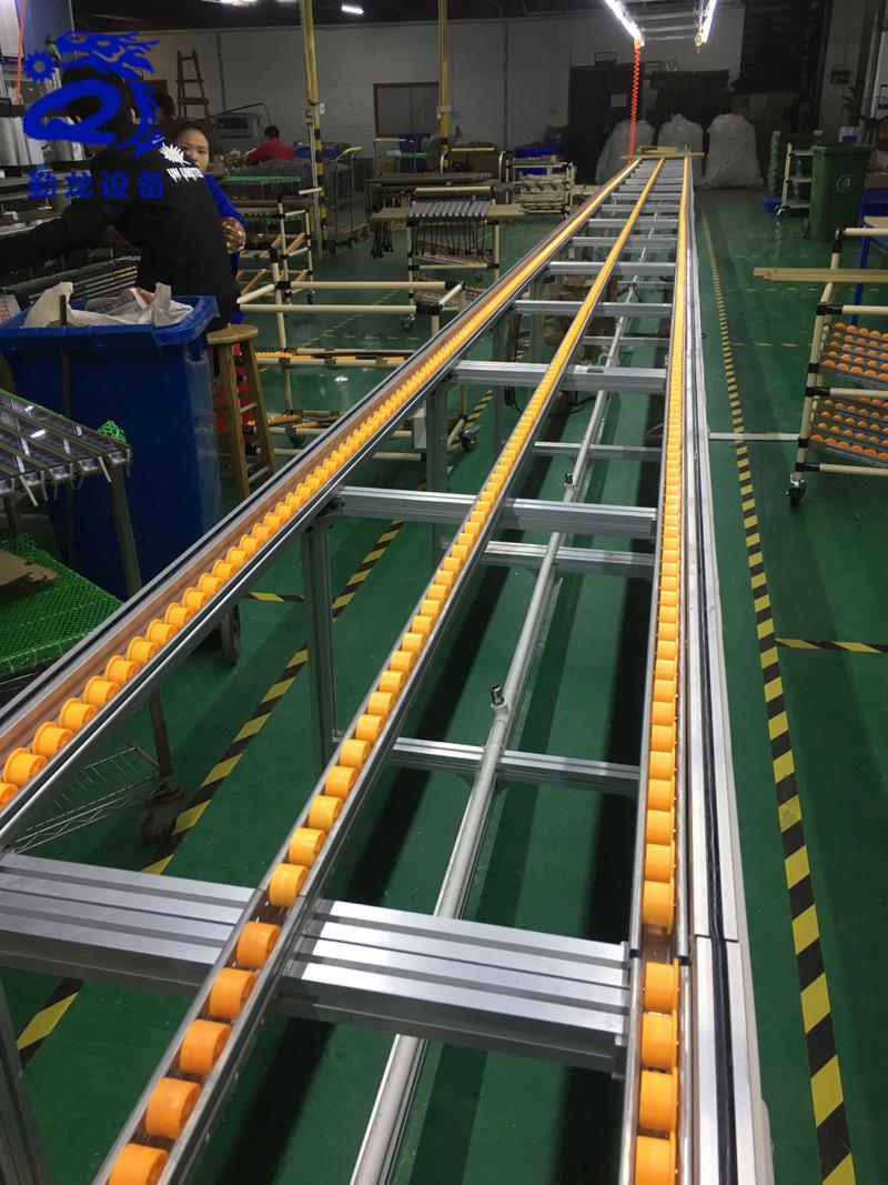 组装倍速线设备生产的主要优缺点分析