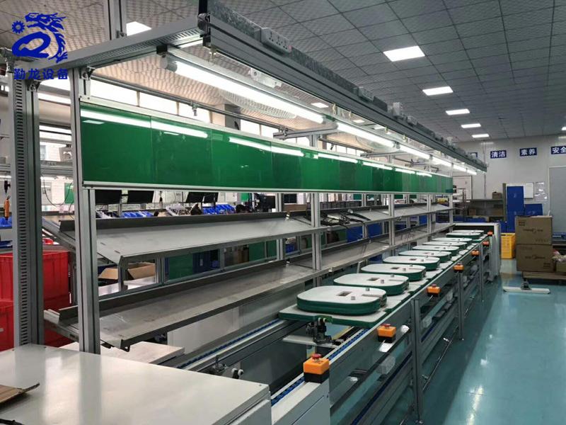 工业生产上的组装倍速线增速原理与限制有哪些